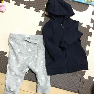 エイチアンドエム(H&M)のh&m ベビー服セット(パンツ)