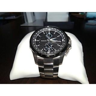 カシオ(CASIO)のCASIO OCEANUS OCW-T1010-1AJF(腕時計(アナログ))