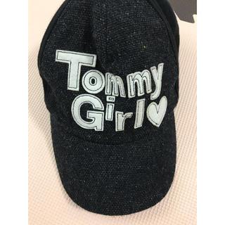 トミーガール(tommy girl)のtommy girl キャップ(キャップ)