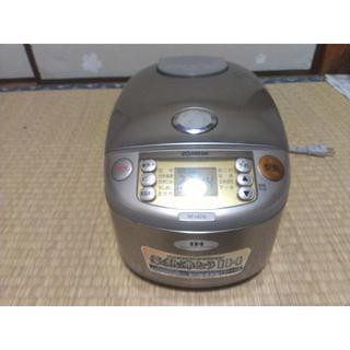 象印 NP-HD10 5.5合 炊飯器 シルバー 調理機器(炊飯器)