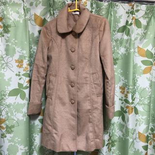パターンフィオナ(PATTERN fiona)のPATTERN 冬用ロングコート!愛されモコモコ生地♡(ロングコート)