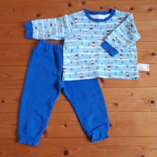 ユニクロ(UNIQLO)のユニクロ 子どもパジャマ 90サイズ(パジャマ)