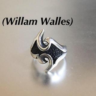 ウィリアムウォレス(WILLIAM WALLES)のWillam Wallesウィリアムウォレス925シルバーリング(リング(指輪))