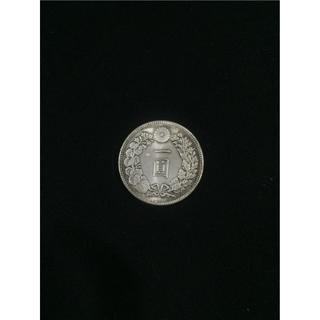 一圓銀貨 明治25年 近代貨幣 美品(貨幣)