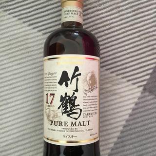 竹鶴17年 箱なし (ウイスキー)