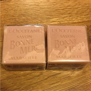 ロクシタン(L'OCCITANE)のロクシタン ボンメールソープ WR 2個(ボディソープ / 石鹸)