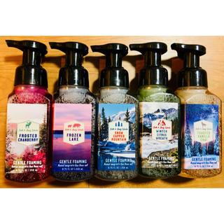 バスアンドボディーワークス(Bath & Body Works)の5本 バス&ボディワークス ハンドソープ bath&body works ハワイ(ボディソープ / 石鹸)