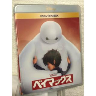 【新品未開封】ベイマックス MovieNEX('14米)3D対応 Blu-ray(外国映画)