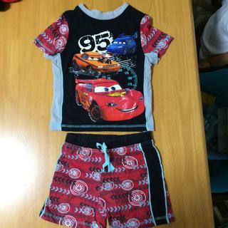 ディズニー(Disney)のカーズ 半袖 パジャマ 100cm(パジャマ)