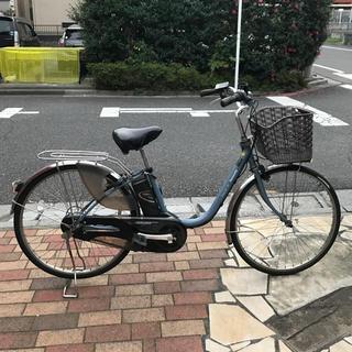パナソニック ビビ DX 電動自転車