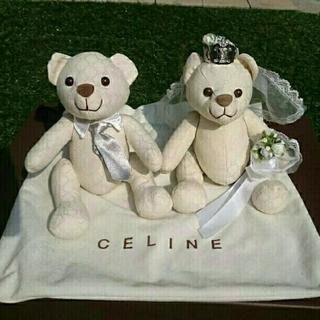 セリーヌ(celine)のブライダルベア CELINE(ぬいぐるみ)