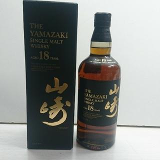 サントリー(サントリー)のサントリー 山崎 18年  テキさん専用(ウイスキー)