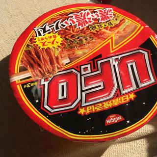 ニッシンセイフン(日清製粉)のufo焼きそば(インスタント食品)