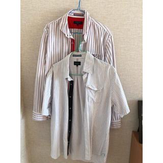 タカキュー(TAKA-Q)のメンズシャツ2枚組セット(その他)