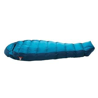 ナンガ(NANGA)のNANGA ナンガ オーロラ ライト900 DX ブルー レギュラー(寝袋/寝具)
