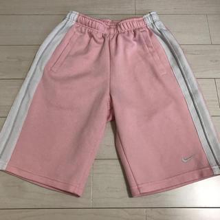 ナイキ(NIKE)のナイキNIKE★ハーフパンツ  140  ピンク(パンツ/スパッツ)