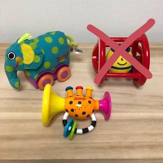 サッシー(Sassy)の☆sassyとボーネルンドの玩具☆(知育玩具)