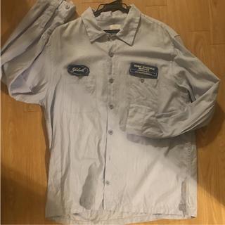 グッドイナフ(GOODENOUGH)のグッドイナフ ワークシャツ(シャツ)