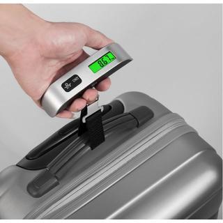 携帯デジタル吊りはかり 旅行用電子ハカリ 秤 スケール