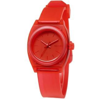 ニクソン(NIXON)の新品★NIXON ニクソン タイムテラー A425-1784 レッド(腕時計)