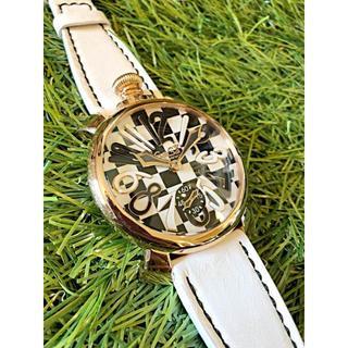 ガガミラノ(GaGa MILANO)の希少 ガガミラノ GAGA MILANO 48mm MANUALE(腕時計(アナログ))