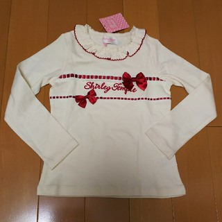 シャーリーテンプル(Shirley Temple)のシャーリーテンプル 120 梯子リボン(Tシャツ/カットソー)