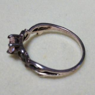 指輪 ハート型スワロ付(リング(指輪))