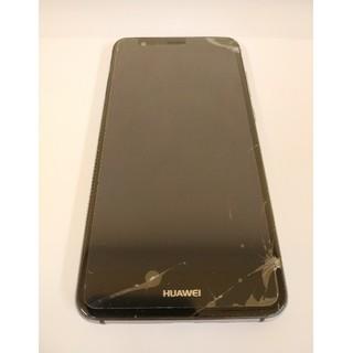 HUAWEI P10 lite ブラック(スマートフォン本体)