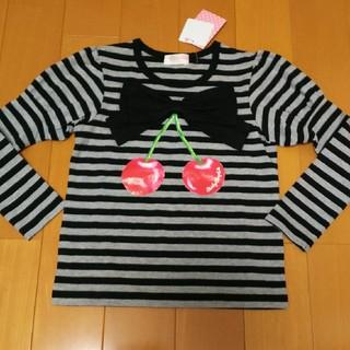 シャーリーテンプル(Shirley Temple)のシャーリーテンプル 120 さくらんぼ(Tシャツ/カットソー)