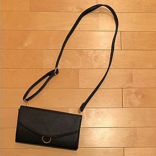 シマムラ(しまむら)のウォレットショルダーバッグ お財布ショルダー(財布)