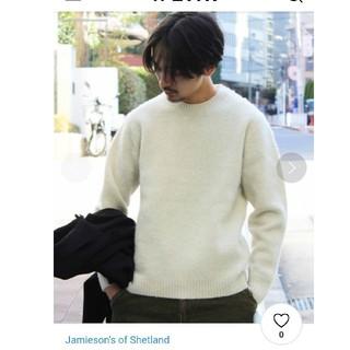 ジャーナルスタンダード(JOURNAL STANDARD)のJamisons ×journal standard. ニット セーター(ニット/セーター)