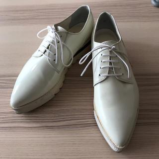 ピッピ(Pippi)のpippi chic プラットフォームレースアップシューズ(ローファー/革靴)
