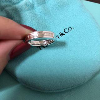 ティファニー(Tiffany & Co.)のティファニー リング8号(リング(指輪))