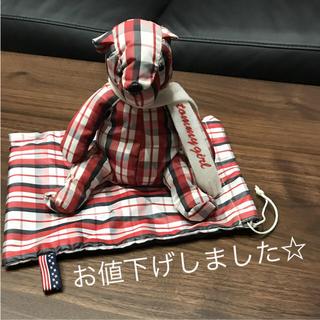トミーガール(tommy girl)のトミーガール  クマの人形   ノベルティ(ノベルティグッズ)