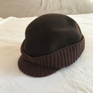 キャピタル(KAPITAL)のKAPITAL キャピタル 帽子(キャスケット)