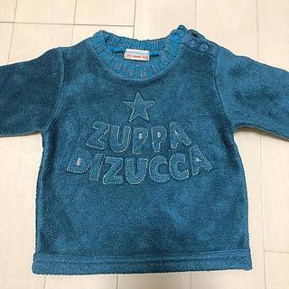 ズッパディズッカ(Zuppa di Zucca)のズッカ トレーナー フリース  ズッパ ディ ズッカ 80(トレーナー)