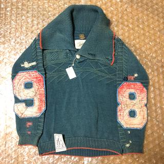 キャピタル(KAPITAL)のKAPITAL KOUNTRY インディゴ ニット セーター 3(ニット/セーター)