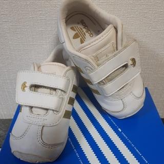 adidas - adidas ギッズスニーカー 13㎝