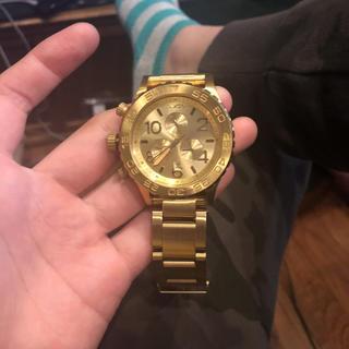 ニクソン(NIXON)のニクソン時計(腕時計(アナログ))