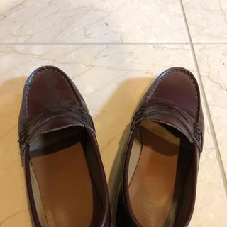 ハルタ(HARUTA)のHARUTA茶色ローファー(ローファー/革靴)