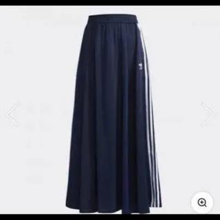 アディダス(adidas)のアディダスオリジナルス ロングスカート(ロングスカート)