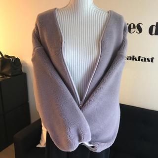 ナイスクラップ(NICE CLAUP)のnatural couture  ブルゾン(ブルゾン)