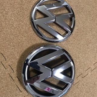 フォルクスワーゲン(Volkswagen)のフォルクスワーゲンエンブレム(車外アクセサリ)