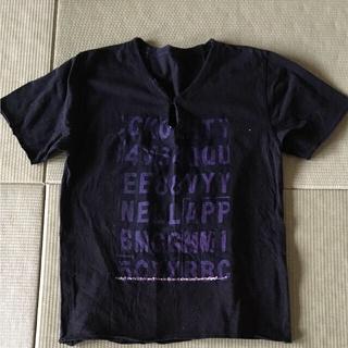 Tシャツ 黒(Tシャツ/カットソー(半袖/袖なし))