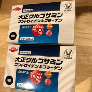 タイショウセイヤク(大正製薬)の大正グルコサミン コンドロイチン&コラーゲン 55日分(その他)