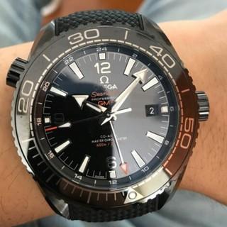 オメガ(OMEGA)のOMEGA コーアクシャル マスタークロ215.92.46.22.01.001(腕時計(アナログ))