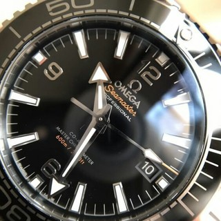 オメガ(OMEGA)の OMEGAシーマスタプラネットオーシャン215.30.44.21.01.001(腕時計(アナログ))