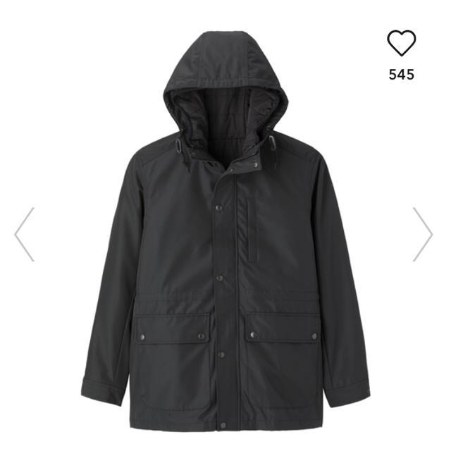 GU(ジーユー)のGU マウンテンパーカー メンズのジャケット/アウター(マウンテンパーカー)の商品写真
