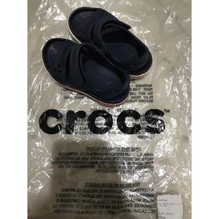 クロックス(crocs)のクロックス15.5センチ(サンダル)