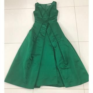 クリスチャンディオール(Christian Dior)の美品  ディオール イヴニングドレス(ロングドレス)